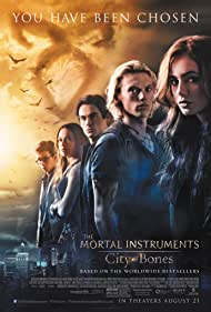 Poster The Mortal Instruments: City of Bones
