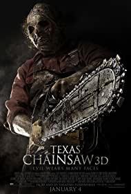 Poster Texas Chainsaw Massacre 3D