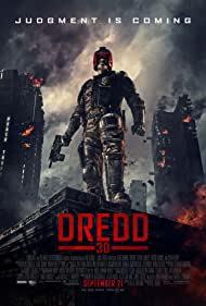 Poster Dredd 3D