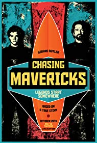 Poster Chasing Mavericks