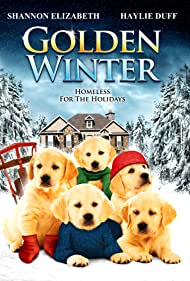 Poster Golden Winter