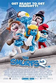 The Smurfs 2 - Strumpfii 2 - 2013