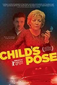 Poster Pozitia copilului
