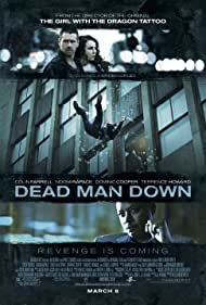 Poster Dead Man Down