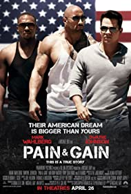 Poster Pain &amp; Gain