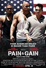 Poster Pain & Gain