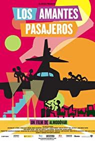 Poster Los amantes pasajeros