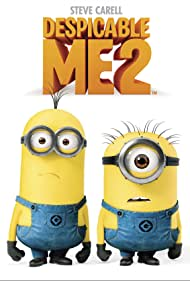 Poster Despicable Me 2
