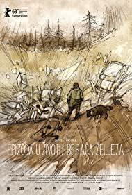 Poster Epizoda u zivotu beraca zeljeza