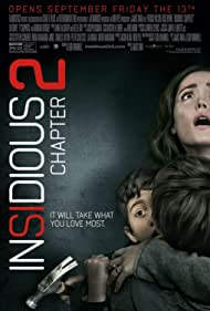 Poster Insidious: Chapter 2