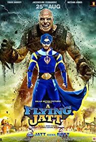 Poster A Flying Jatt