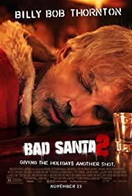 Poster Bad Santa 2