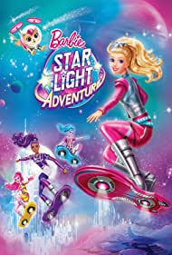 Poster Barbie: Star Light Adventure