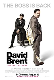 David Brent: Life on the Road, 2016