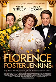 Poster Florence Foster Jenkins