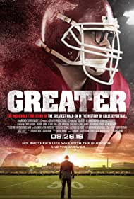 Greater, 2016