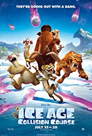 Poster Ice Age: Collision Course