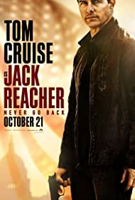 Poster Jack Reacher: Never Go Back