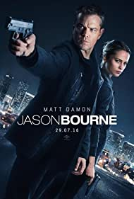 Jason Bourne, 2016