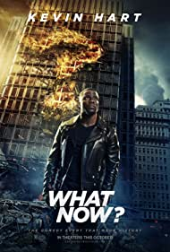 Poster Kevin Hart: What Now?