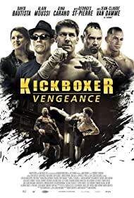 Poster Kickboxer: Vengeance