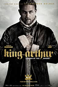 Poster King Arthur: Legend of the Sword