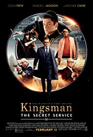 Kingsman: The Secret Service, 2014