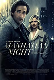 Poster Manhattan Night