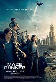 Maze Runner: The Death Cure, 2018