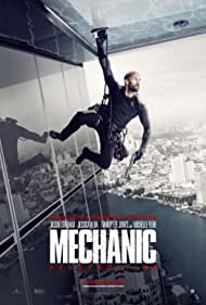 Poster Mechanic Resurrection