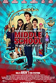 Poster Middle School: The Worst Years of My Life