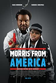 Poster Morris from America