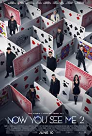 Now You See Me 2 - Jaful perfect - 2016