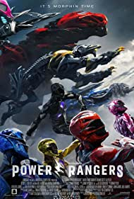 Poster Power Rangers
