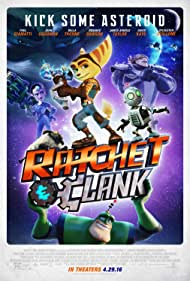 Poster Ratchet & Clank