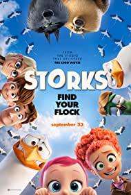 Poster Storks