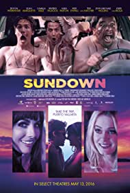 Poster Sundown