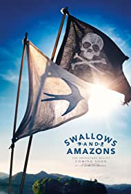 Poster Swallows and Amazons