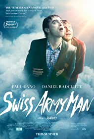 Poster Swiss Army Man