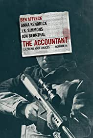 Poster The Accountant