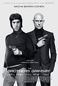 Poster The Brothers Grimsby