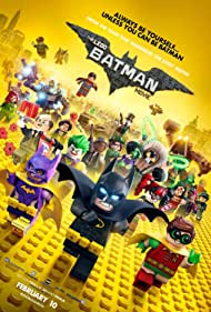 The Lego Batman Movie, 2017