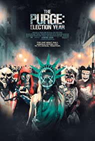 Poster The Purge: Election Year