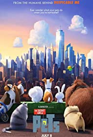 The Secret Life of Pets, 2016