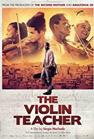 Poster The Violin Teacher