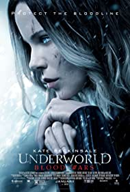 Poster Underworld: Blood Wars