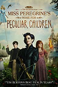Poster Miss Peregrine's Home for Peculiar Children