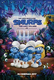 Smurfs: The Lost Village, 2017
