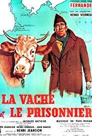 Poster La vache et le prisonnier