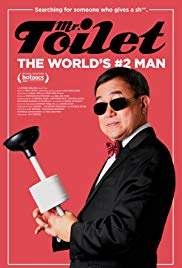 Poster Mr. Toilet: The World's #2 Man